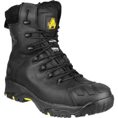 Amblers Mens Safety FS999 Hi Leg Composite Safety Boots Black