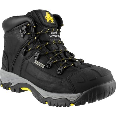 Amblers Mens Safety FS32 Waterproof Safety Boots Black