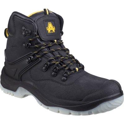 Amblers Mens Safety FS198 Safety Boots Black