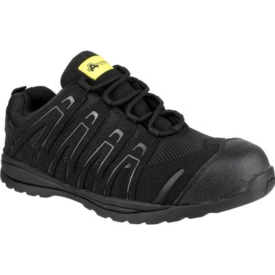 Amblers Safety FS40C Safety Trainers Black