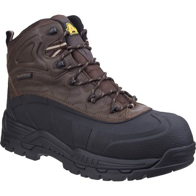 Amblers Safety FS430 Orca Safety Boot Brown