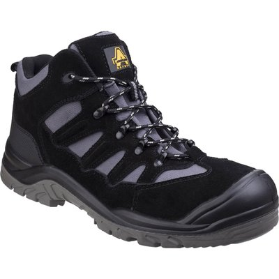 Amblers Mens Safety As251 Lightweight Safety Hiker Boots Black