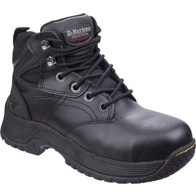 Dr Martens Mens Torness Mens Safety Boots Black