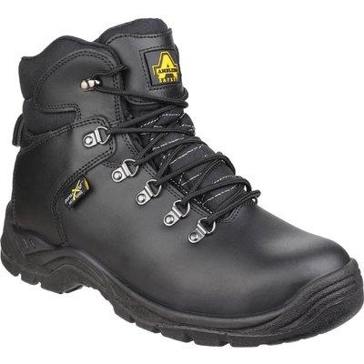 Amblers Mens Safety As335 Poron Xrd Internal Metatarsal Safety Boots Black