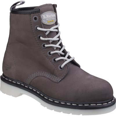 Dr Martens Mens Maple Classic Safety Work Boots Grey