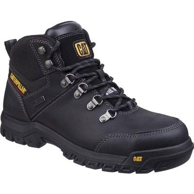 Caterpillar Mens Framework Safety Boots Black
