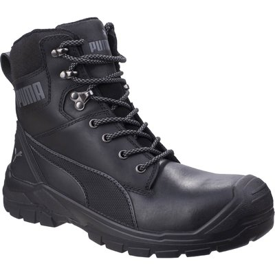 Puma Mens Safety Conquest High Safety Boots Black