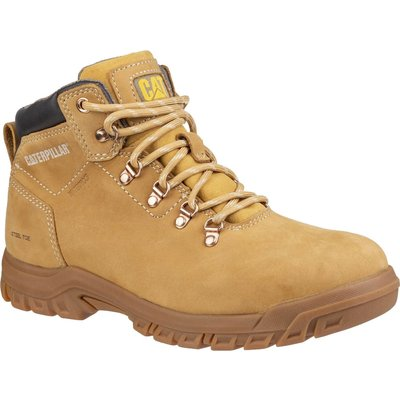 Caterpillar Mae Safety Boots Honey