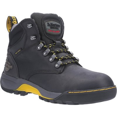 Dr Martens Ridge Hiker Safety Boot Black