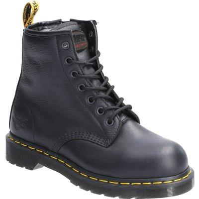 Dr Martens Maple Zip Safety Boot Black