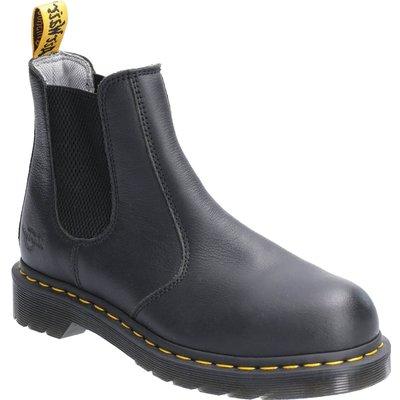 Dr Martens Arbor Elasticated Safety Boot Black