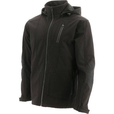 Caterpillar Mercury Soft Shell Jacket Black 2XL