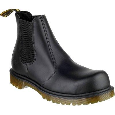Dr Martens Mens Icon Safety Dealer Boots Black