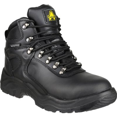 Amblers Mens Safety FS218 Waterproof Safety Boots Black