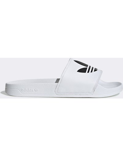 Novita Bianco uomo adidas Originals - Adilette Lite - Slider bianche - Bianco