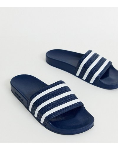 Novita Blu navy uomo adidas Originals - Slider blu navy - Adilette