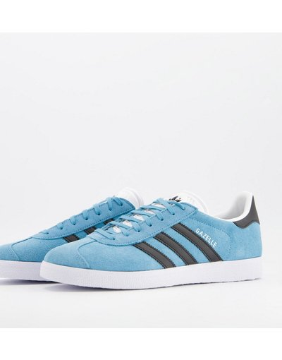 Sneackers Blu uomo adidas Originals - Sneakers blu - Gazelle