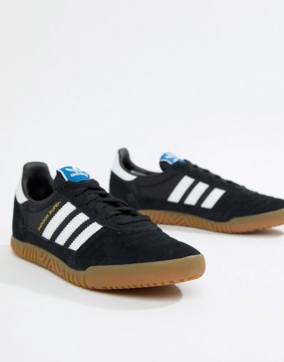 Nero uomo Handball Top B41523 - adidas Originals - Sneakers nere - Nero