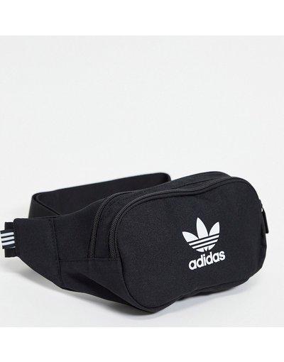 Borsa Nero uomo Marsupio nero con logo - adidas Originals