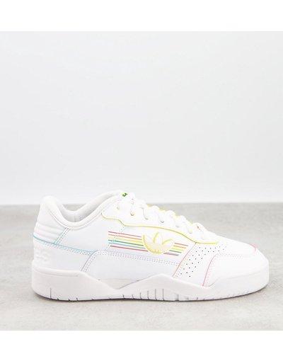 Stivali Bianco uomo adidas Originals - Pride Carrera - Sneakers - Bianco