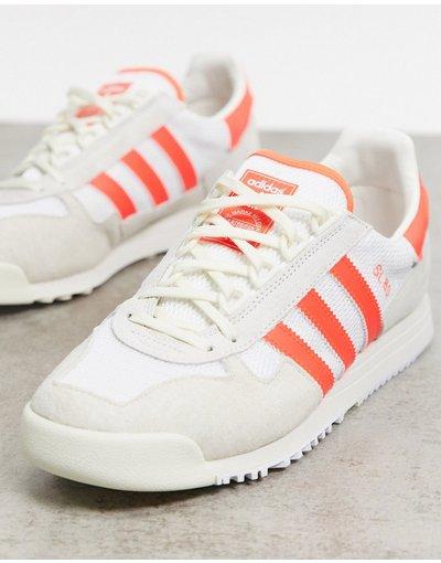 Stivali Bianco uomo adidas Originals - Sneakers bianche - SL 80 - Bianco