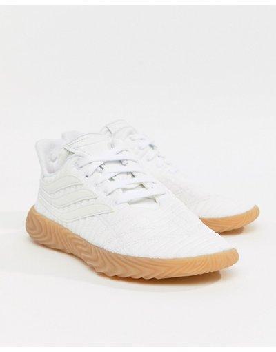 Bianco uomo Sneakers bianche BB7666 - adidas Originals - Sobakov - Bianco