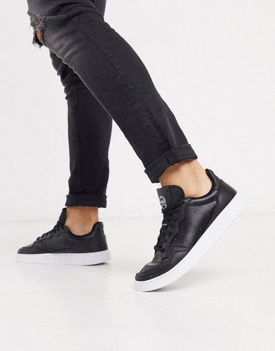 Sneackers Nero uomo adidas Originals - Sneakers nere - Supercourt - Nero