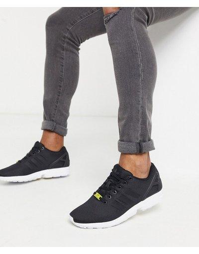 Stivali Nero uomo adidas Originals - Sneakers nere - Zx Flux - Nero