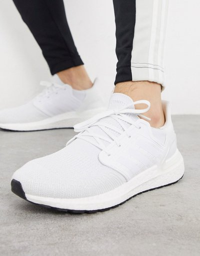 Sneackers Bianco uomo Sneakers bianche - adidas Running - Ultraboost 20 - Bianco