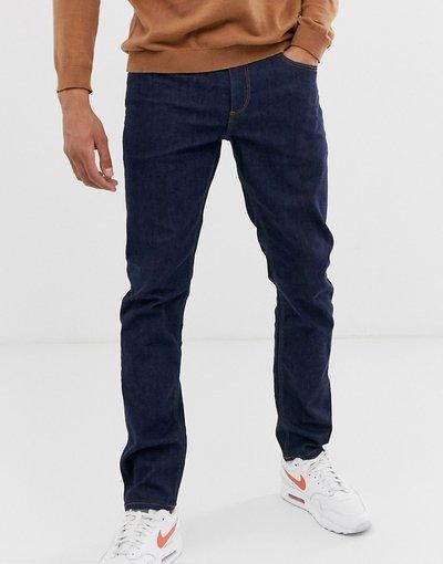 Jeans Blu uomo Jeans stretch slim indaco - ASOS DESIGN - Blu