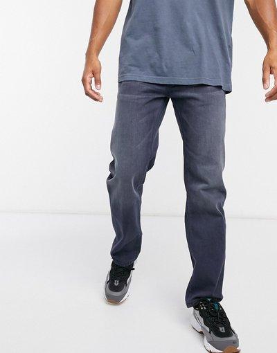 Jeans Blu uomo Jeans vestibilità originale blu velato scuro - ASOS DESIGN