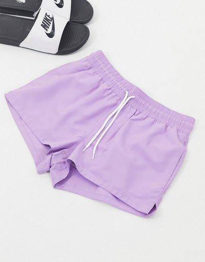 Costume Multicolore uomo Pantaloncini da bagno molto corti viola - ASOS DESIGN - Multicolore - Risparmia