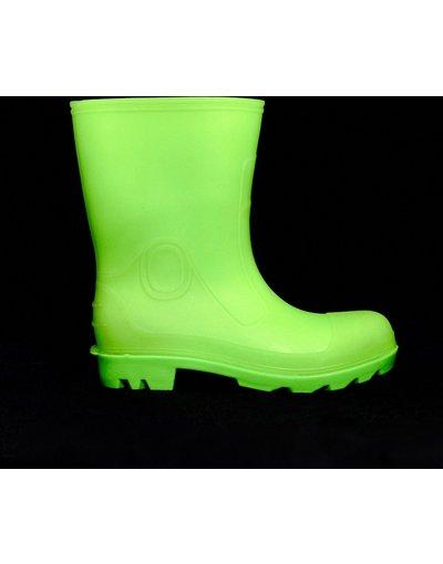 Novita Verde uomo Stivali da pioggia verde fluo - ASOS DESIGN