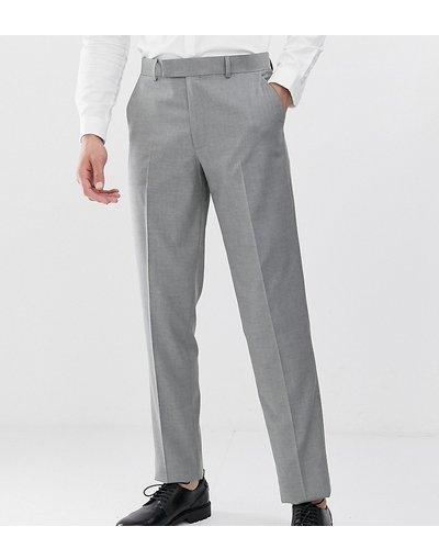 Grigio uomo Pantaloni slim eleganti grigi - ASOS DESIGN Tall - Grigio