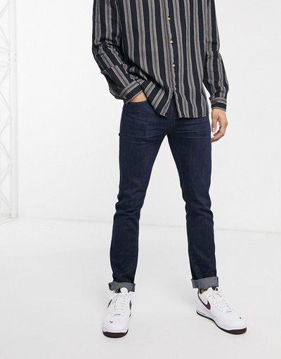 Jeans Navy uomo Business Delaware3 - Jeans slim - BOSS - Navy