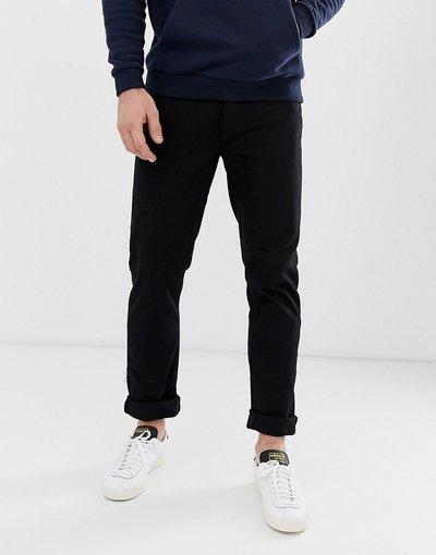 Jeans Nero uomo Burton Menswear - Jeans slim neri - Nero