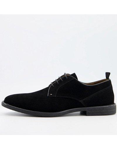 Scarpa elegante Nero uomo Scarpe derby nere - Burton Menswear - Nero