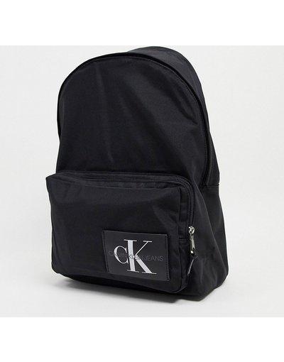 Borsa Nero uomo Calvin Klein Jeans - Zaino nero - Campus