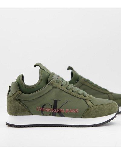 Sneackers Verde uomo Calvin Klein Jeans - Sneakers verdi - Jongi - Verde