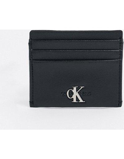 Borsa Nero donna Calvin Klein Jeans - Portacarte nero