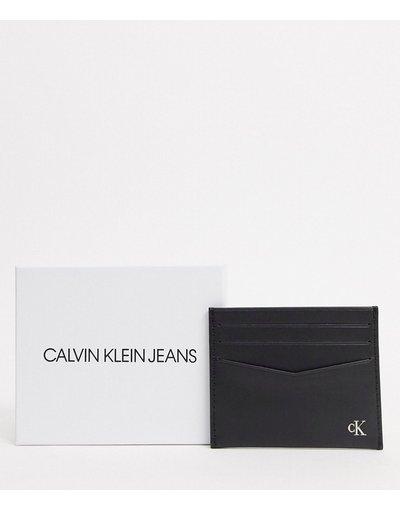 Portafoglio Nero uomo Calvin Klein Jeans - Portacarte nero