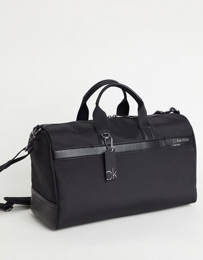 Borsa Nero uomo Calvin Klein - Weekender - Borsa nera - Nero