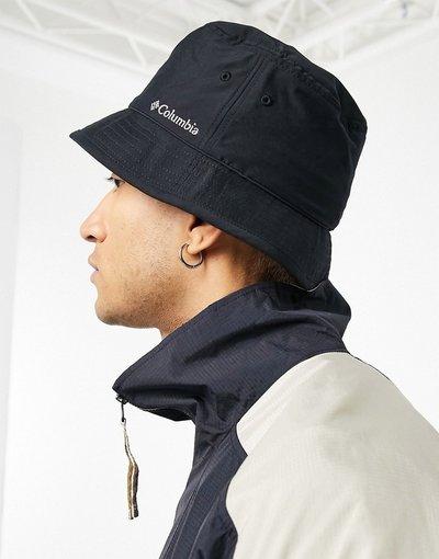 Cappello Nero uomo Cappello da pescatore nero - Pine Mountain - Columbia