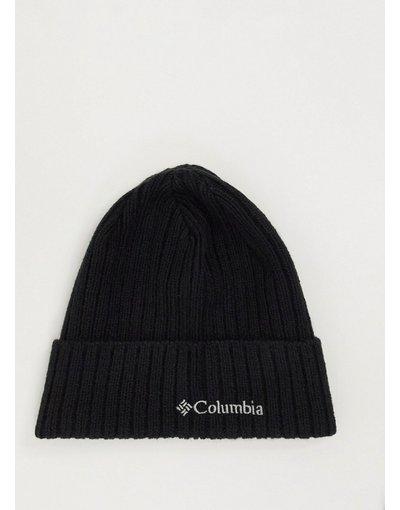 Cappello Nero uomo Berretto nero - Columbia - Watch