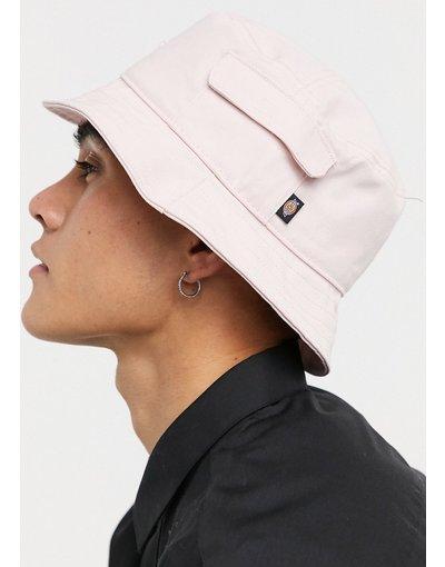Cappello Rosa uomo Cappello da pescatore rosa - Bogalusa - Dickies