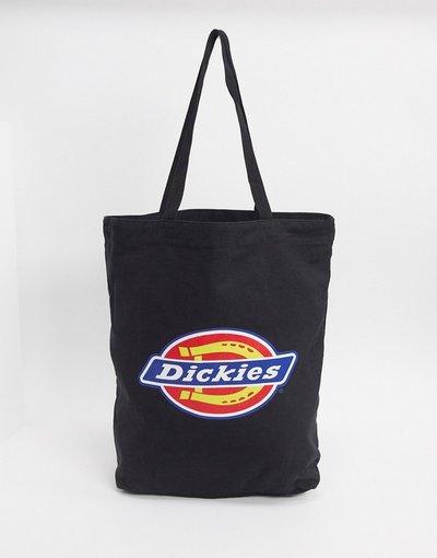 Borsa Nero uomo Maxi borsa nera con logo - Malvern - Dickies - Nero