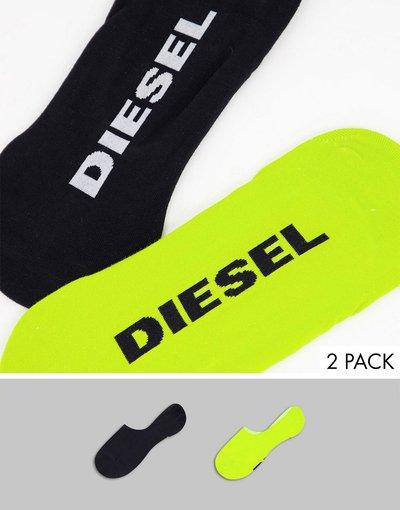 Intimo Multicolore uomo Fantasmini neri/gialli - Multicolore - Diesel