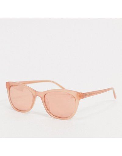 Occhiali Rosa uomo Occhiali da sole rotondi rosa - In Motion - DKNY