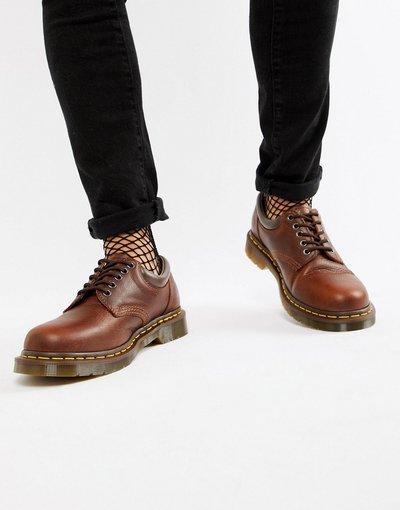 Scarpa elegante Marrone uomo Scarpe marroni - Dr Martens - Marrone - 8053
