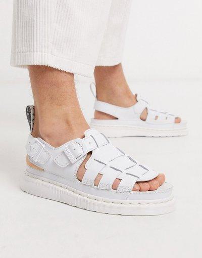 Sandali Bianco uomo Sandali bianco Softy - Dr Martens - 8092 Arc